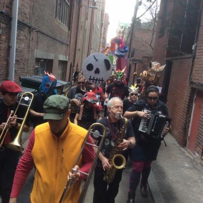 pertinent puppet parade 2