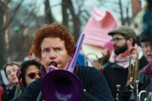 WomensMarch_Chen-6 Photo by Sizhong ChenBU News Service